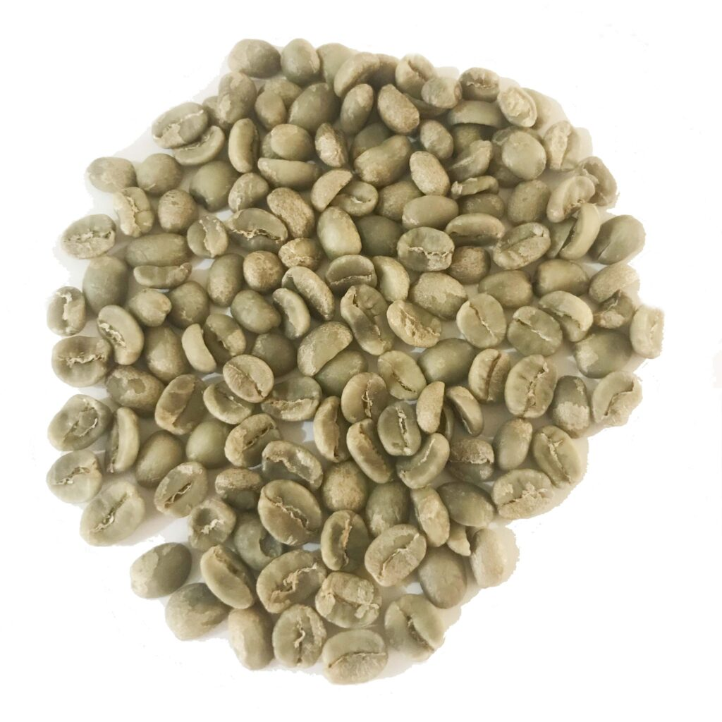 Green Coffee Beans - Two Sisters